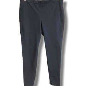 BRUNELLO CUCINELLI NAVY TWILL PANTS MADE IN ITALY